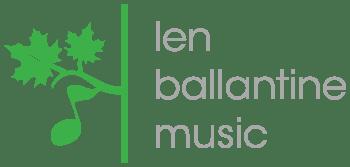 Len Ballantine Music Logo